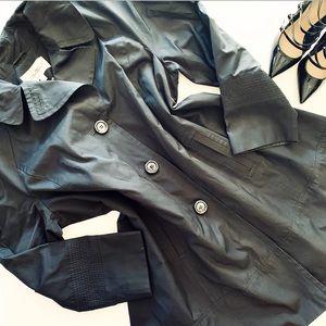 DONATELLA Trench Coat 🖤